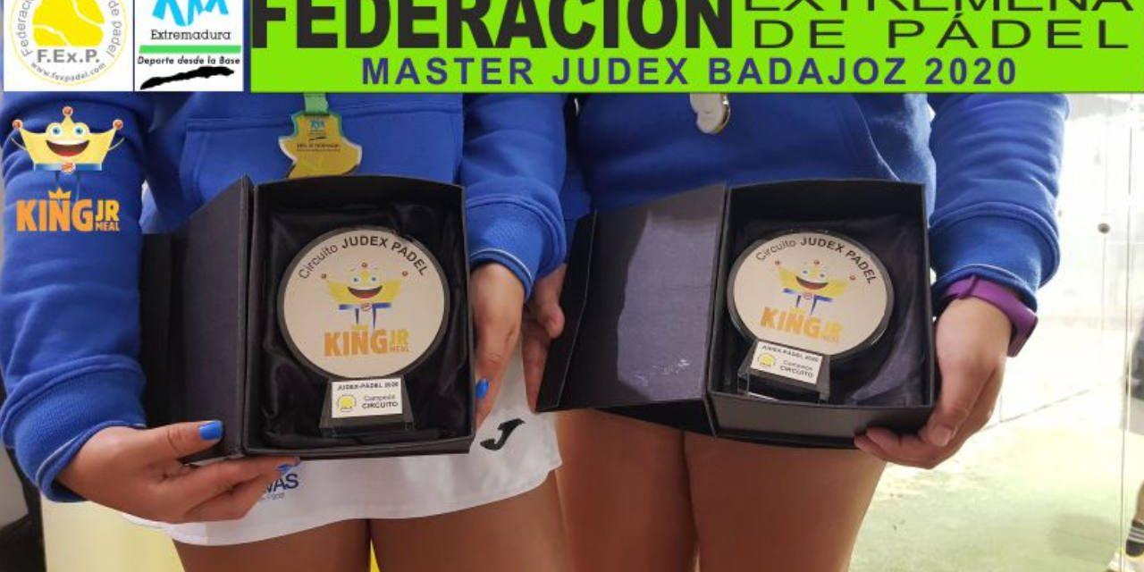 CLAUSURA DEL MASTER JUDEX KING JR. MEAL 2020