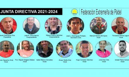 JUNTA DIRECTIVA FEXPADEL 2021-2024