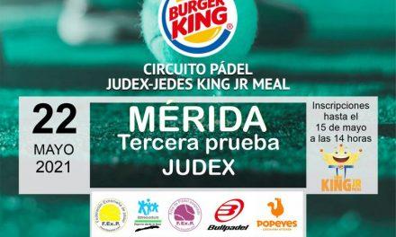 3ª PRUEBA JUDEX KING JR. MEAL EN MÉRIDA 2021