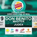 MASTER JUDEX KING JR. MEAL EN DON BENITO 2021