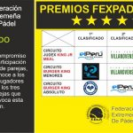 PREMIOS FEXPADEL A CLUBES 2020