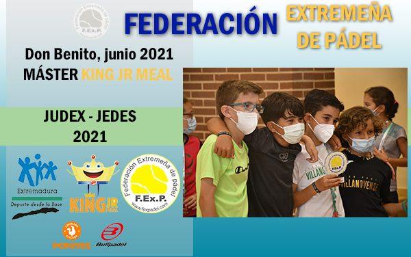 FINALIZA EL MÁSTER Y EL CIRCUITO JUDEX DE LA TEMPORADA 2021